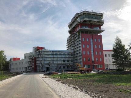 Примеры выполненных работ на Административное здание на авиационном заводе